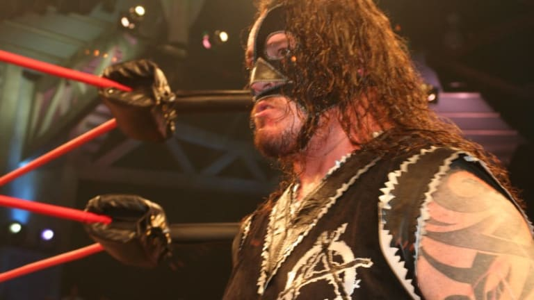 Abyss Addresses Frustration With Never Facing Undertaker
