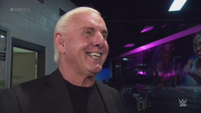 Ric Flair Opens Up About Health Scare, Taking Bumps