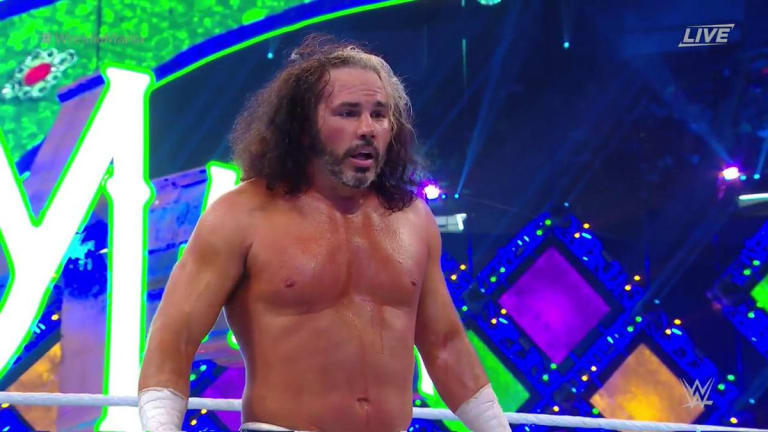 Update on Matt Hardy Following Cryptic Tweets