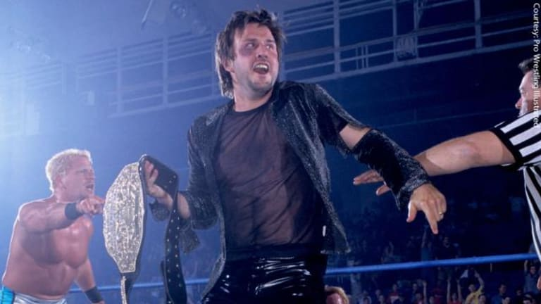 David Arquette Says WWE Hall of Famer Has Issues With His Return to Wrestling