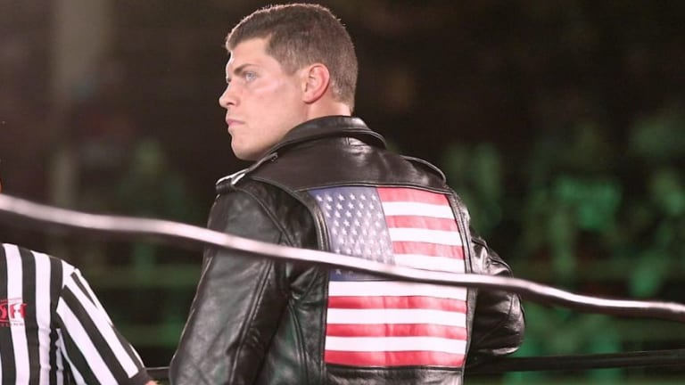 Cody Rhodes Injured And Off ROH Toronto