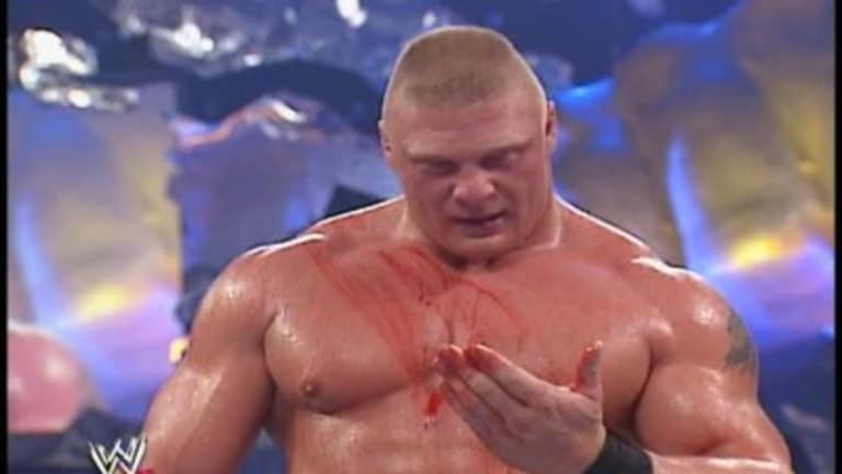 Brock Lesnar's Pre-Wrestlemania Schedule Revealed