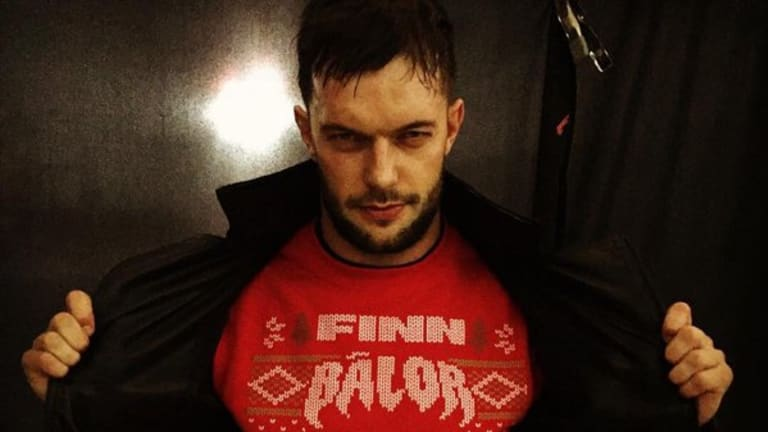 Finn Balor Pulled From Mixed Match Challenge, Replacement Named