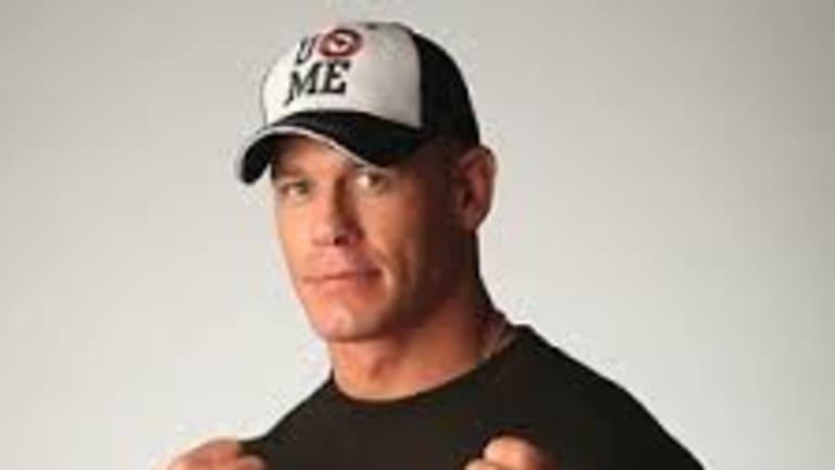 John Cena Injury is Not Real
