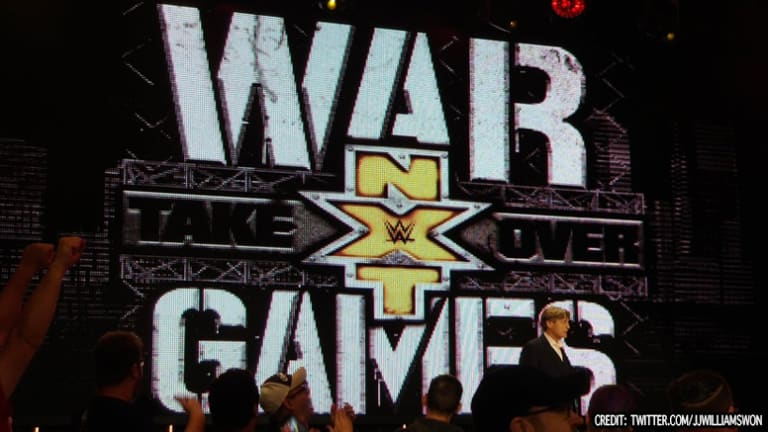 TakeOver Wargames Main Event Announced at Recent Tapings, Mystery Attacker Spoiler