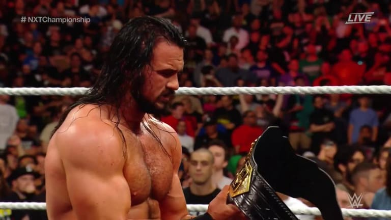Drew McIntyre Plans to Steal the Show at Super Show-Down