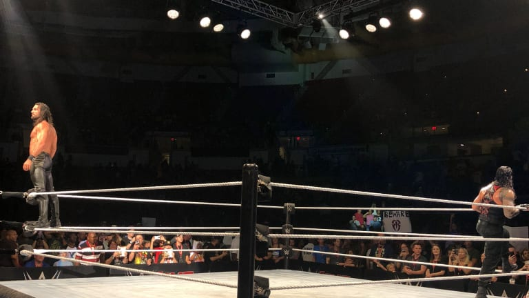 WWE Live Results Charleston, SC (On-Site Review)