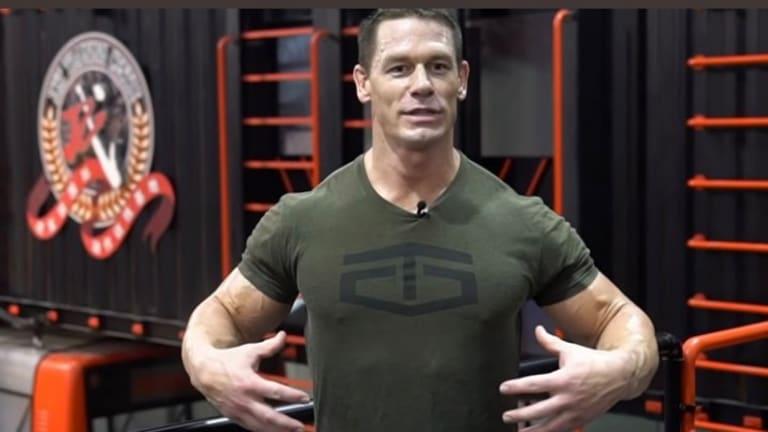John Cena Set To Use A New Finishing Move