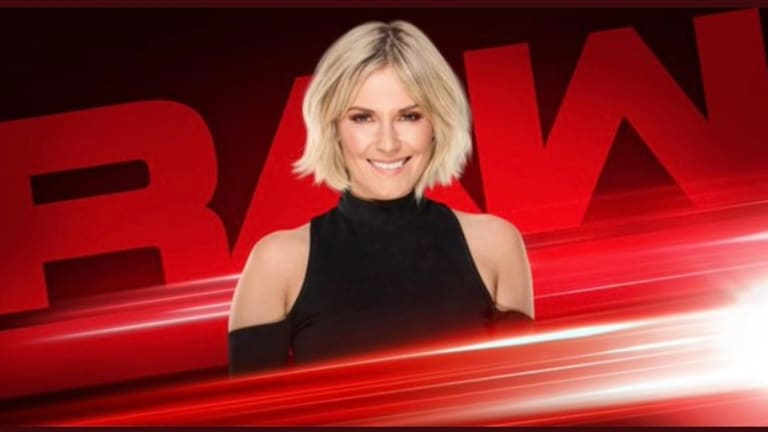 Breaking: Renee Young To Announce This Week's Monday Night Raw