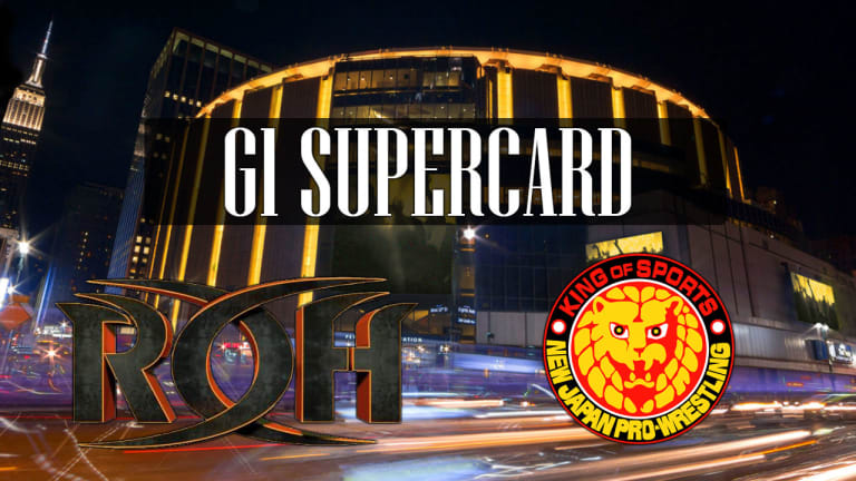 ROH Wold Championship Challeger Named For G1 Supercard