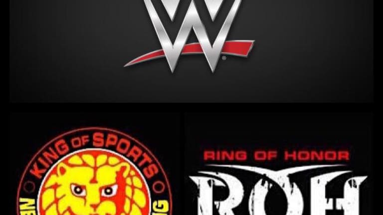 Premium News On Booking Decisions For NXT, WWE's Battle With ROH/NJPW Continues