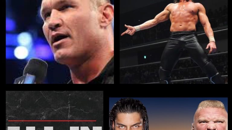 Premium News On Randy Orton's Situation, Kenny Omega Healing From Injuries, Updated Look Into Lesnar And Reigns Match