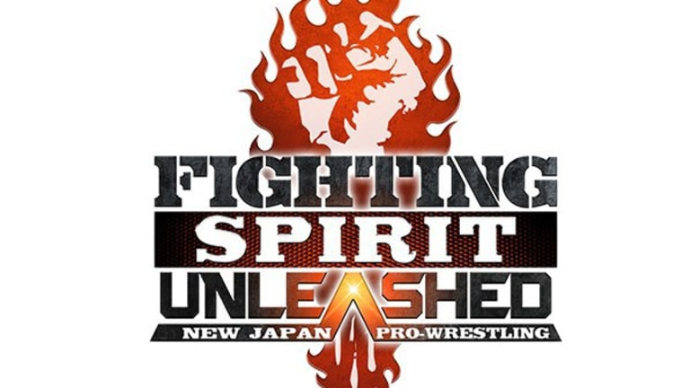 Three Matches Announced For NJPW's Fighting Spirit Unleashed