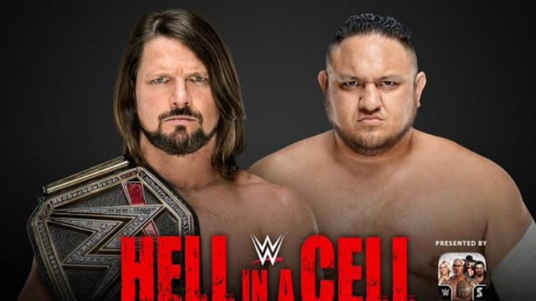 WWE Championship Match Set For Hell In A Cell