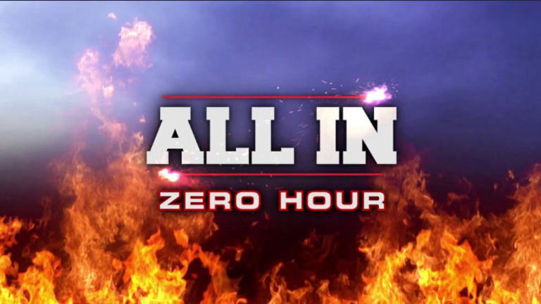 ALL IN Zero Hour Viewership Released