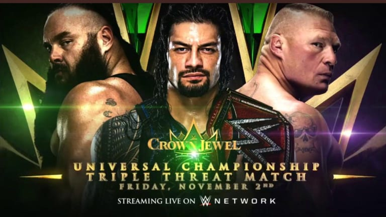 Premium News On WWE's Crown Jewel Plans And Possible Returns