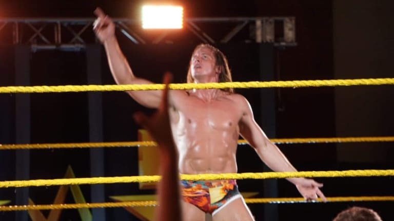 Matt Riddle Makes NXT Debut At Live Show, Other Notes