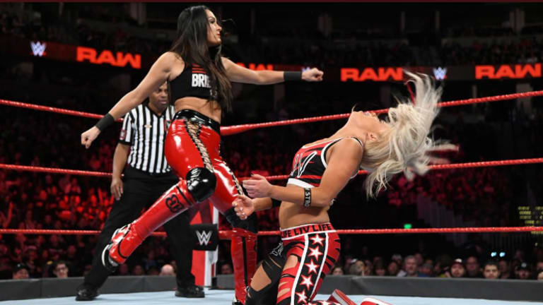 UPDATED: Liv Morgan Update From Last Night's Raw