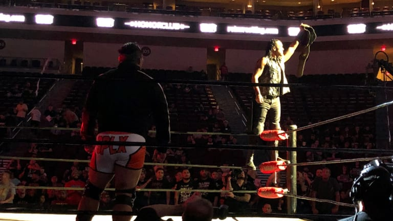 New ROH Television Champion Crowned, ROH Star Headed to WWE?
