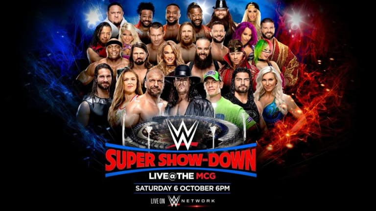 WWE Super Show-Down Results (10.06.18)