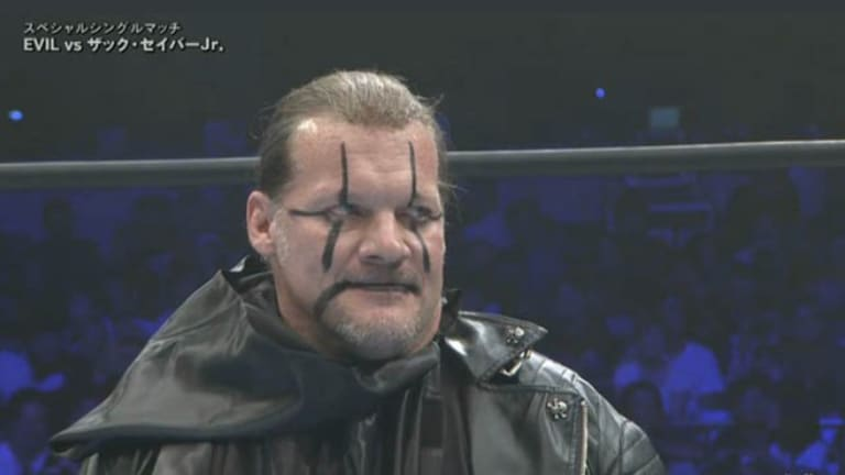 Chris Jericho Returns To New Japan Pro Wrestling