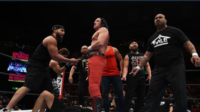 NJPW's Jay White And Gedo Join OG Bullet Club