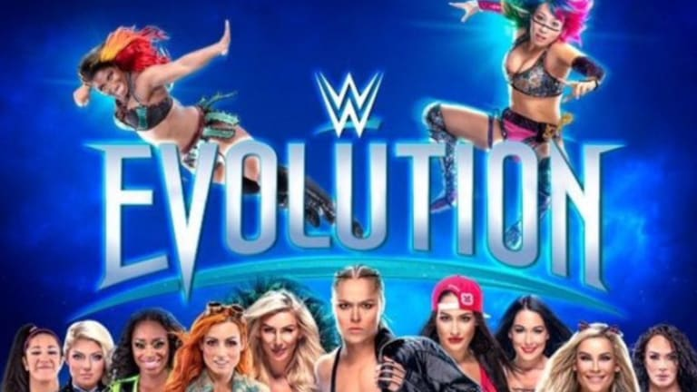 Title Match Set For Evolution