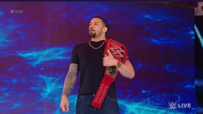 BREAKING NEWS: Roman Reigns Relinquishes Universal Championship Due To Leukemia