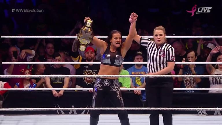 Shayna Baszler Becomes First-Ever 2-Time NXT Women's Champion