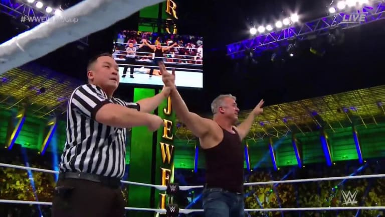 Shane McMahon Wins the 2018 Best in the World Tournament
