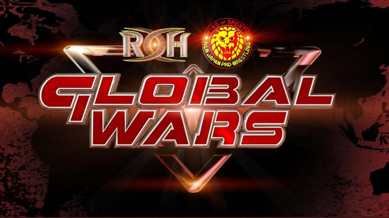 ROH Global Wars Results (11/11/18)