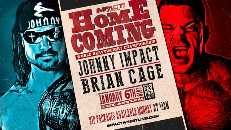 Spoiler Details on Impact Homecoming, Matches Announced