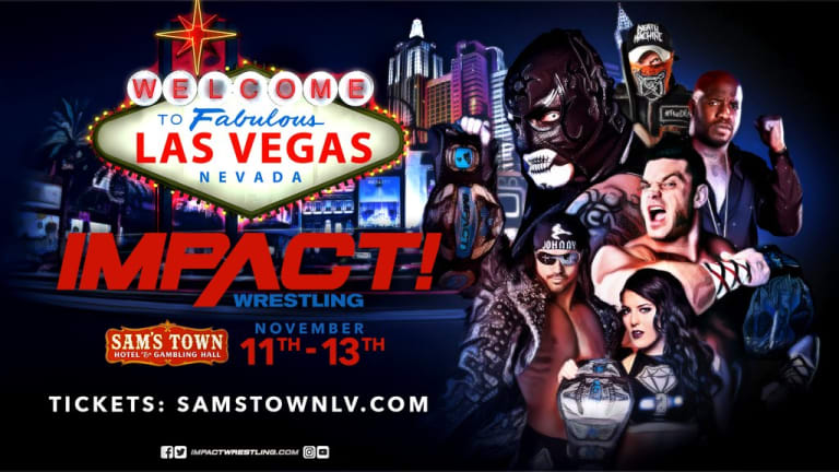 *SPOILERS* Impact Wrestling Taping Results from Las Vegas (11.12.18) - Day 2