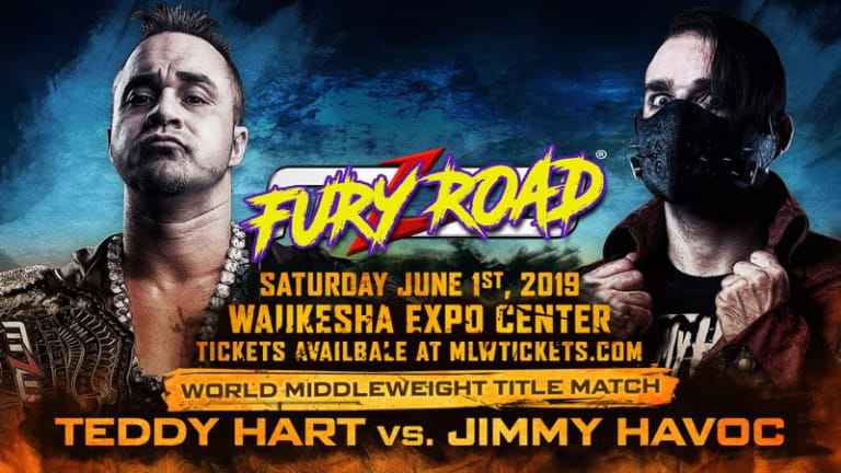 MLW's Fury Road Results (06/01/19)