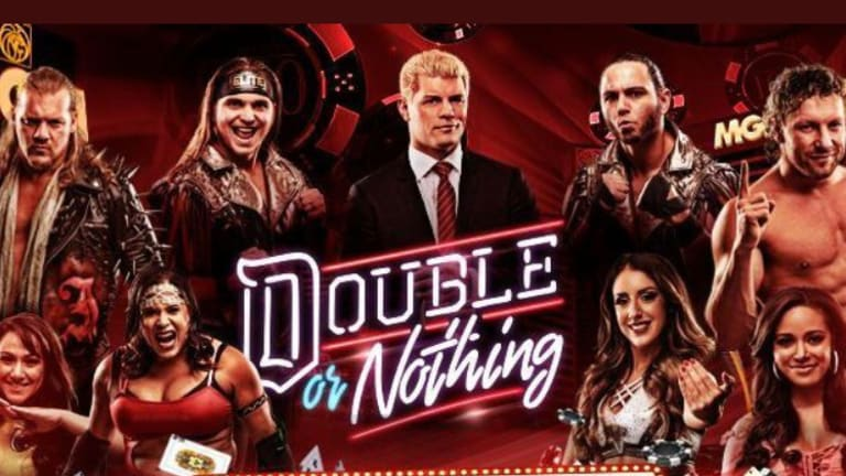 AEW's Double Or Nothing Live Results And Coverage (05/25/19)