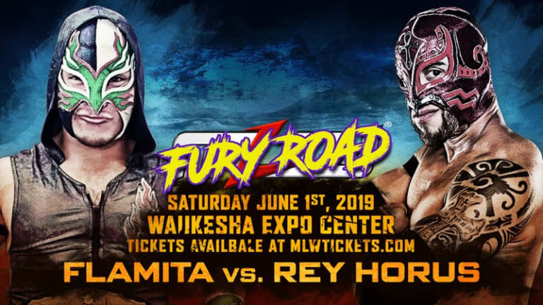 BREAKING: Flamita Debuts This Saturday Against Rey Horus