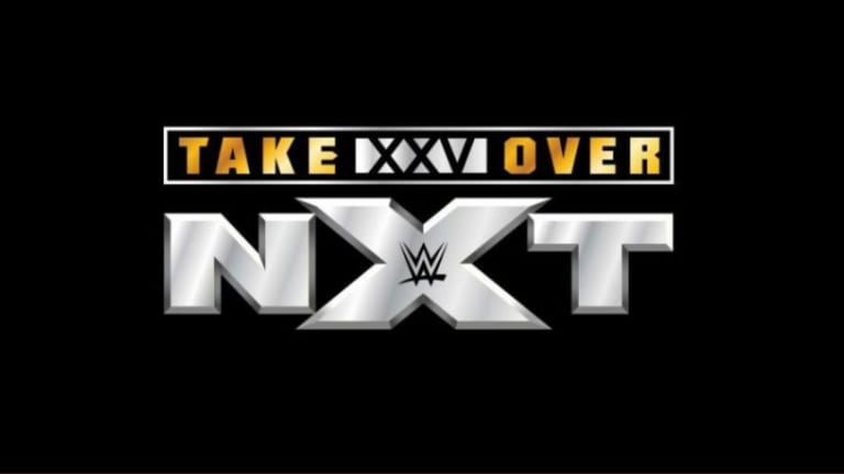 NXT TakeOver XXV Results (06/01/19)