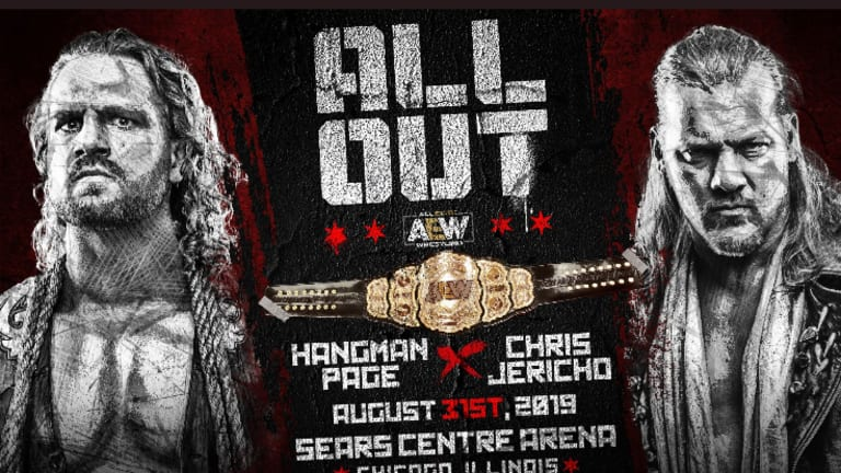 ALL OUT World Championship Match Announced