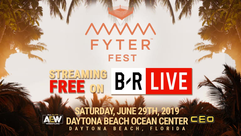 AEW Fyter Fest Streaming Information Announced