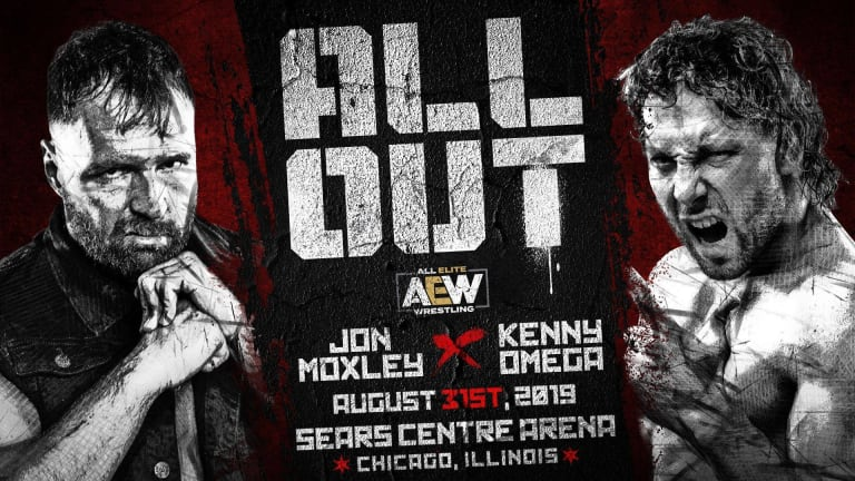 Huge Match Announced for AEW All Out
