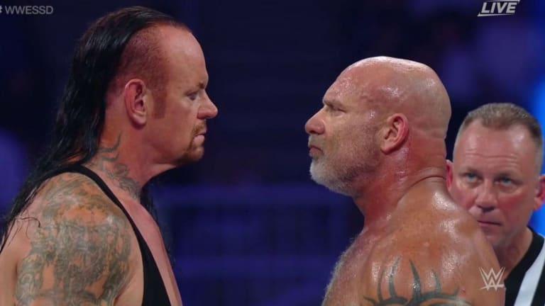 Premium News: Goldberg vs. Undertaker, Contracts Expiring, WWE Talent Eyeing AEW, AEW's Plan for WWE Talent