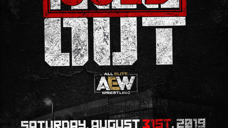 AEW All Out Sells Out In 15 Minutes