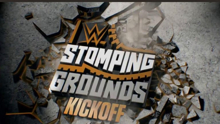 WWE Stomping Grounds Preview (06/23/19)