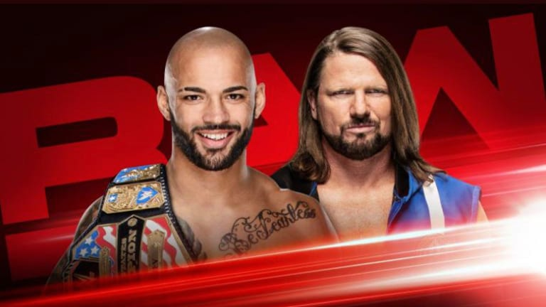 Monday Night Raw Results 6/25/19