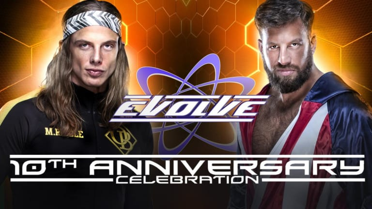WWE Network to Air Evolve 10th Anniversary Show
