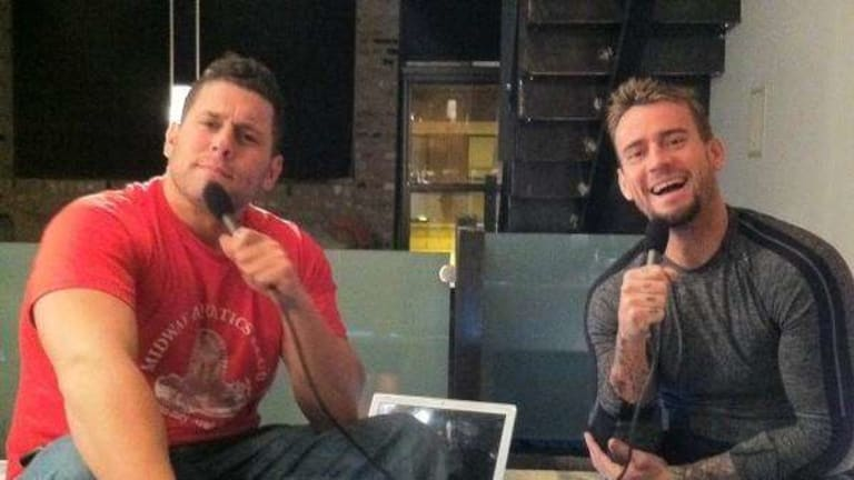 CM Punk Files Lawsuit Against Colt Cabana
