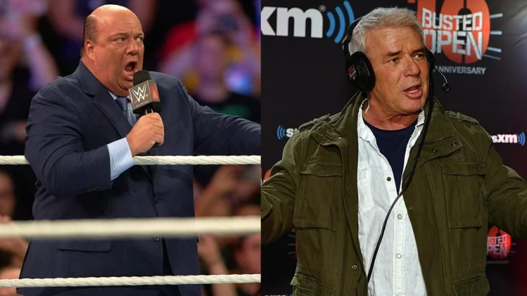 Breaking News!: Paul Heyman and Eric Bischoff Named as Executive Producers of Raw and Smackdown