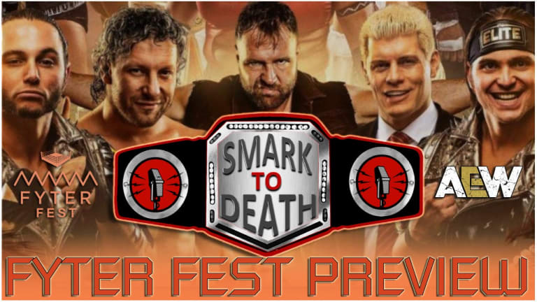 All Elite Wrestling Fyter Fest Preview - Smark to Death