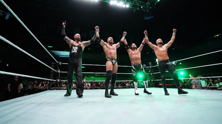 WWE Live Event Results In Tokyo- Triple H Joins The Club For One Night!