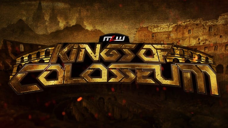 MLW Kings of Colosseum Results